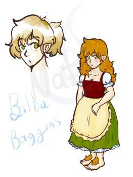 Bilbo Baggins clipart bilba WolfWarrior9 on 4 femalebilbobaggins DeviantArt