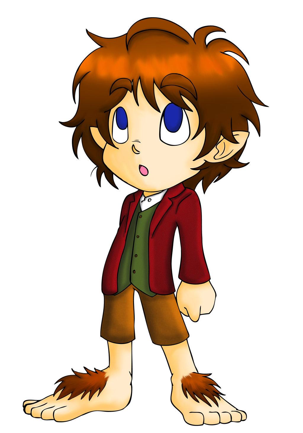 Bilbo Baggins clipart chibi Bilbo DeviantArt Hikaru Chibi by