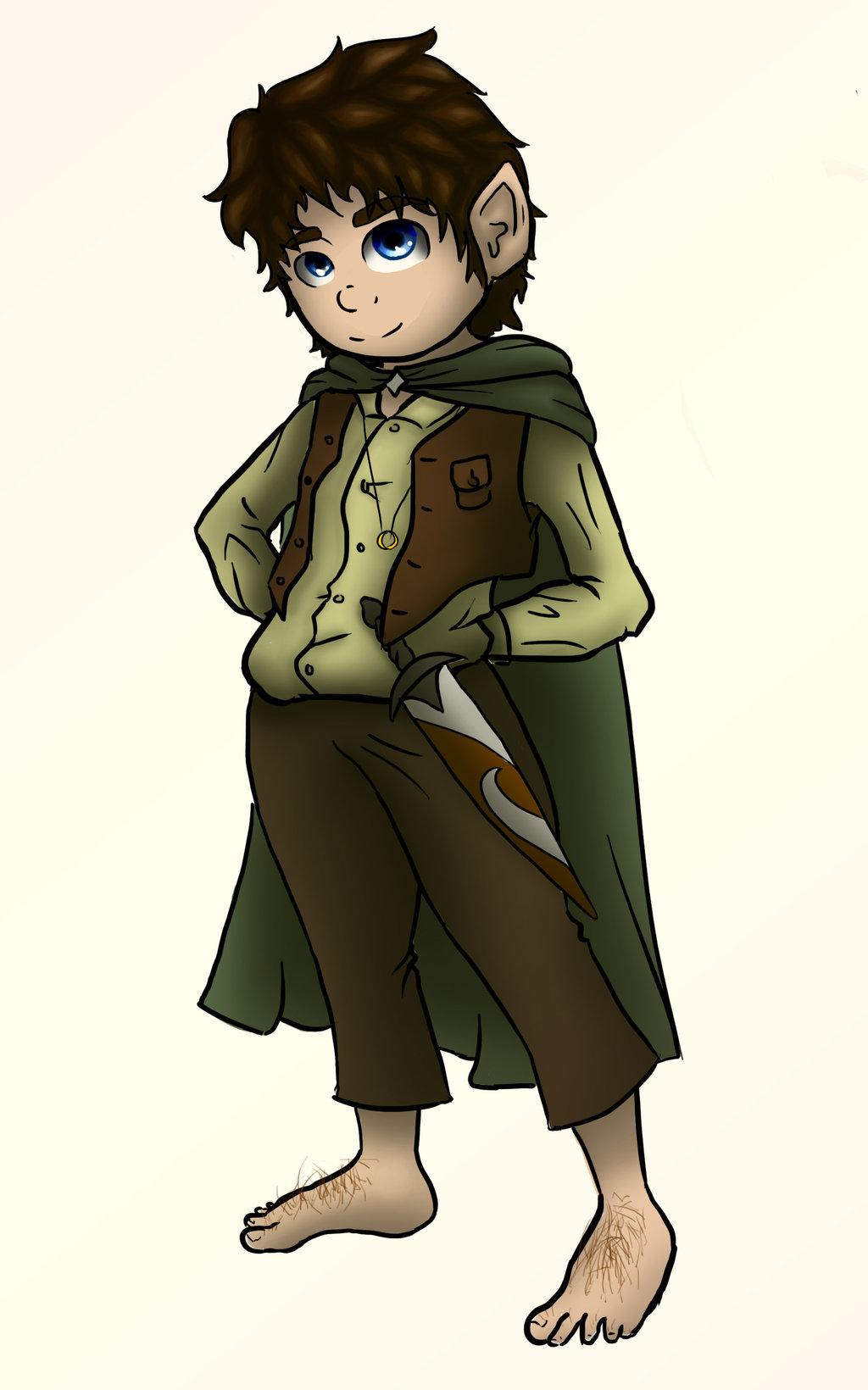 Bilbo Baggins clipart frodo baggins By Frodo DeviantArt on Baggins