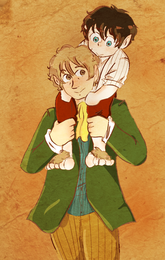 Bilbo Baggins clipart frodo baggins By Bilbo DeviantArt on and