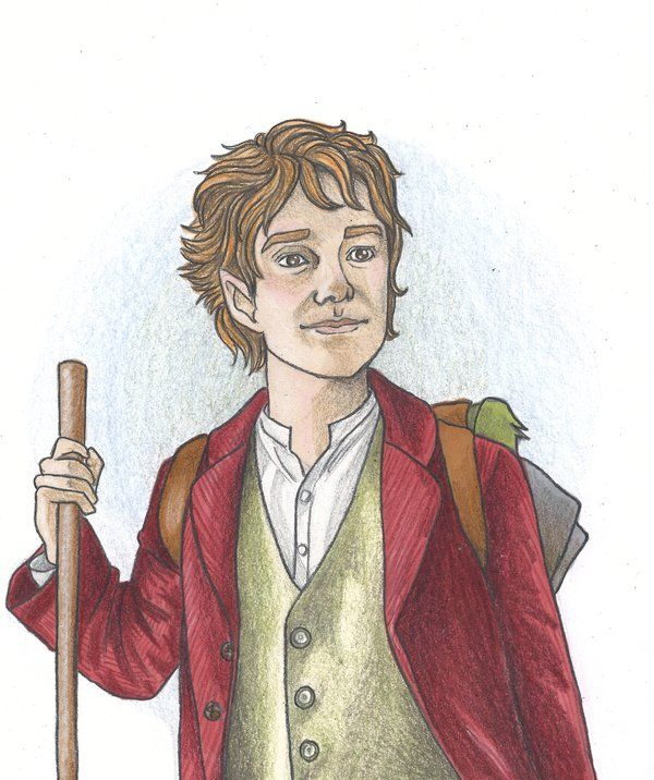 Bilbo Baggins clipart hobbit Pinterest best images Hobbit on