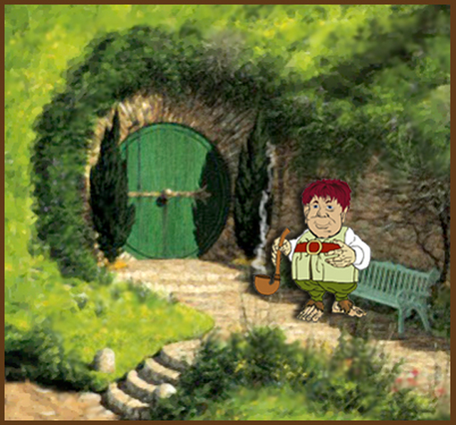 Bilbo Baggins clipart hobbit Hobbit  Day