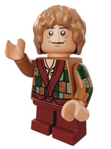 Bilbo Baggins clipart lego figure DVD's Baggins with Exclusive with