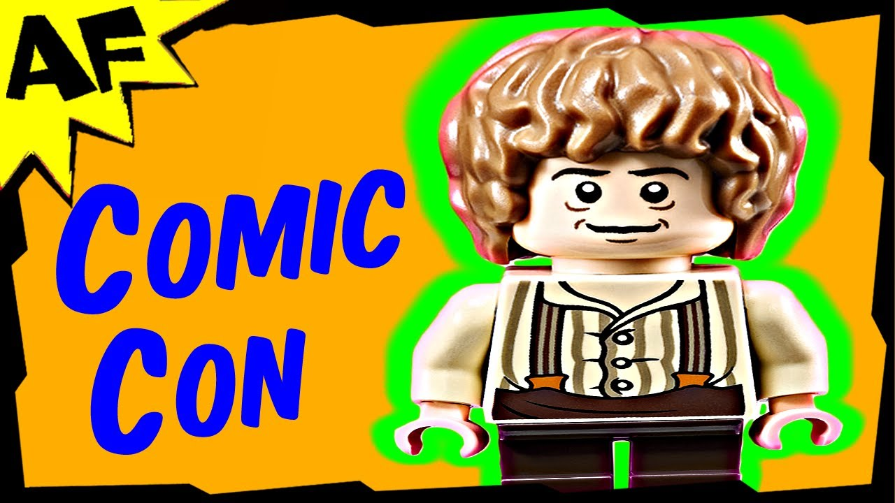 Bilbo Baggins clipart lego figure  Lego Lord Rings 2012