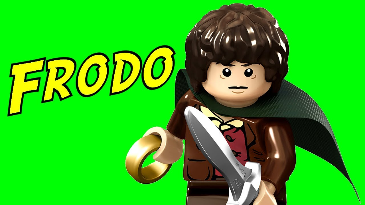 Bilbo Baggins clipart lego figure The of Minifigure YouTube of
