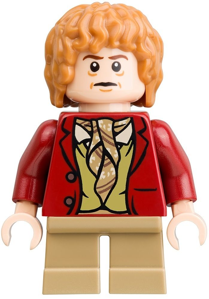 Bilbo Baggins clipart lego figure Lego images Bilbo LEGO on