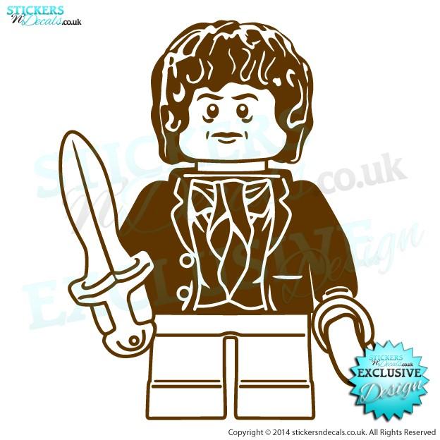 Bilbo Baggins clipart lego figure Lego Lego Decor Character Hobbit