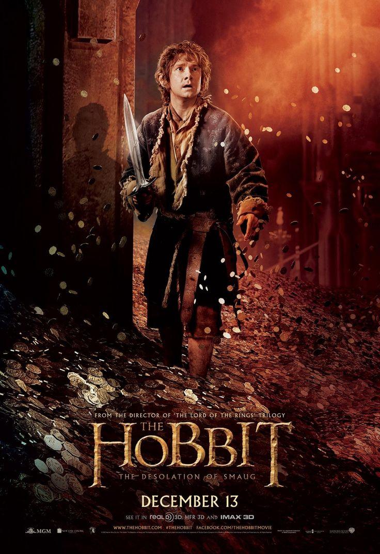 Bilbo Baggins clipart wood stick THE HOBBIT: SMAUG / Pinterest