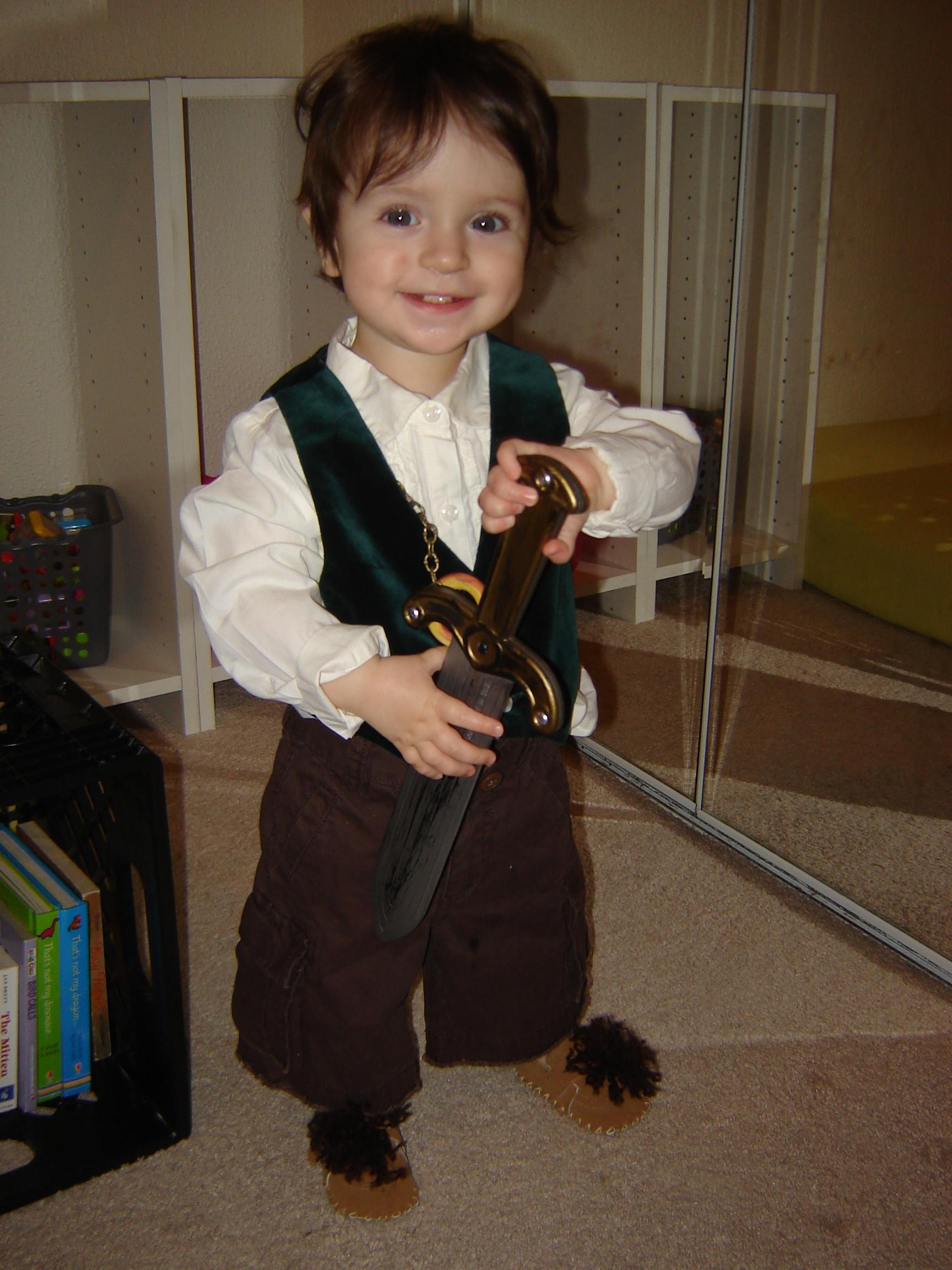 Bilbo Baggins clipart wood stick Frodo Lord  Bilbo baby