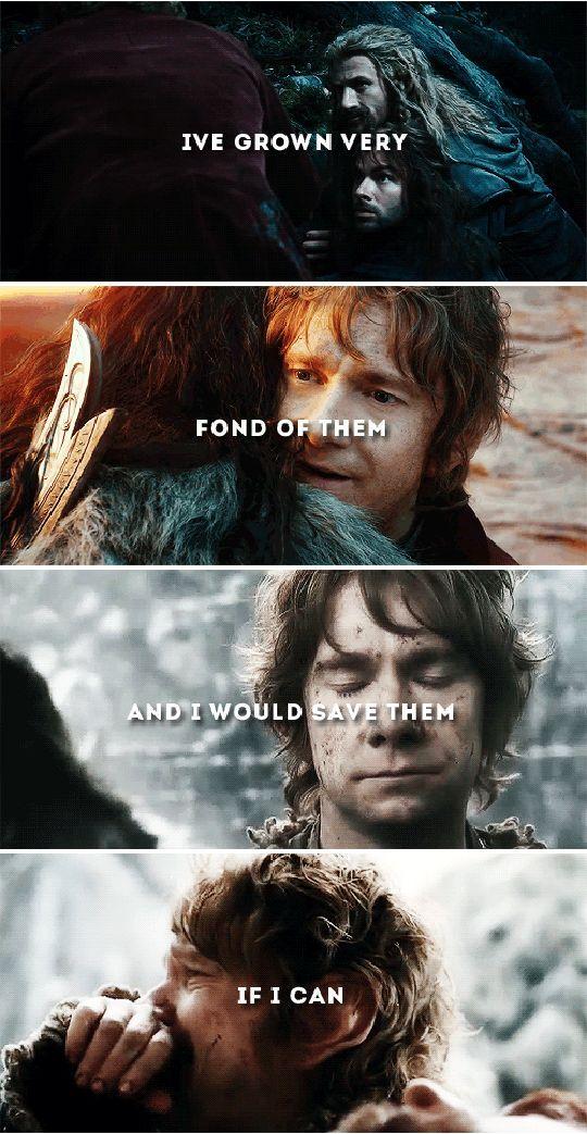 Bilbo Baggins clipart wood stick Back Again