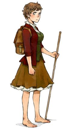 Bilbo Baggins clipart wood stick Http://www Female remember Desolation article: