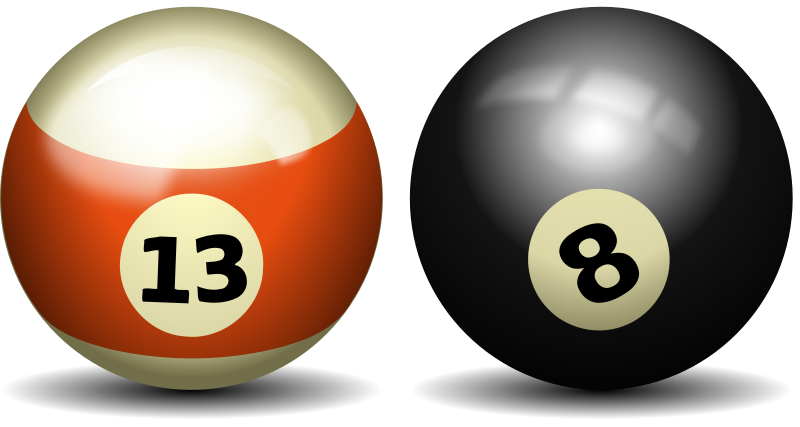 Billiard Ball clipart Billiards%20clipart Clipart Free Billiards Clipart
