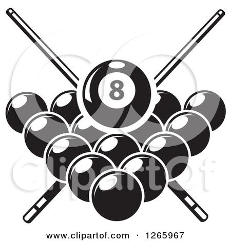Billiard Ball clipart pool cue Collection collection billiards clipart clipart