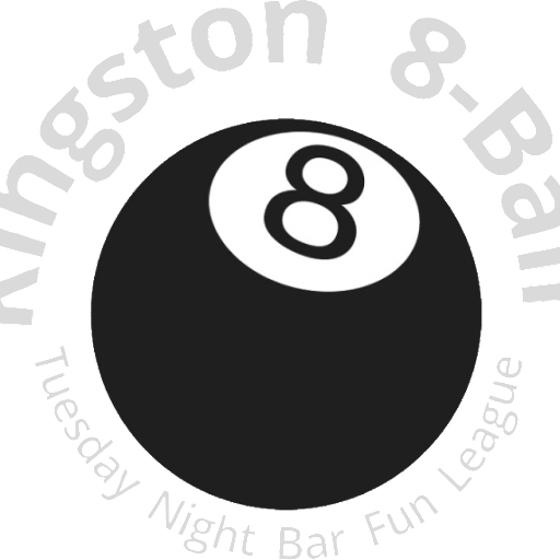 Billiard Ball clipart color number Ball 8  Kingston