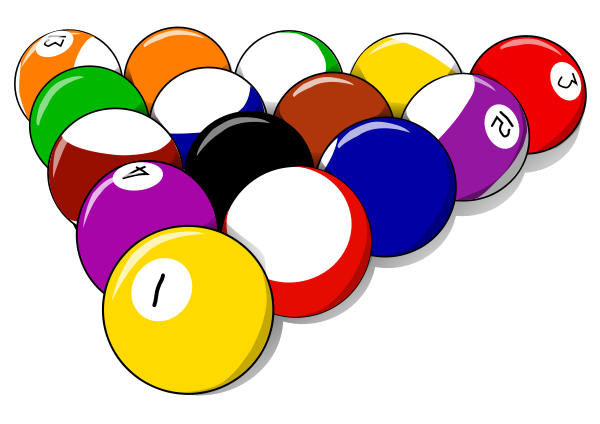 Billiard Ball clipart rack Ball rack html 15 /recreation/games/pool/15_pool_ball_rack