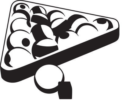 Billiard Ball clipart rack Graphic Pool Scroll over 10