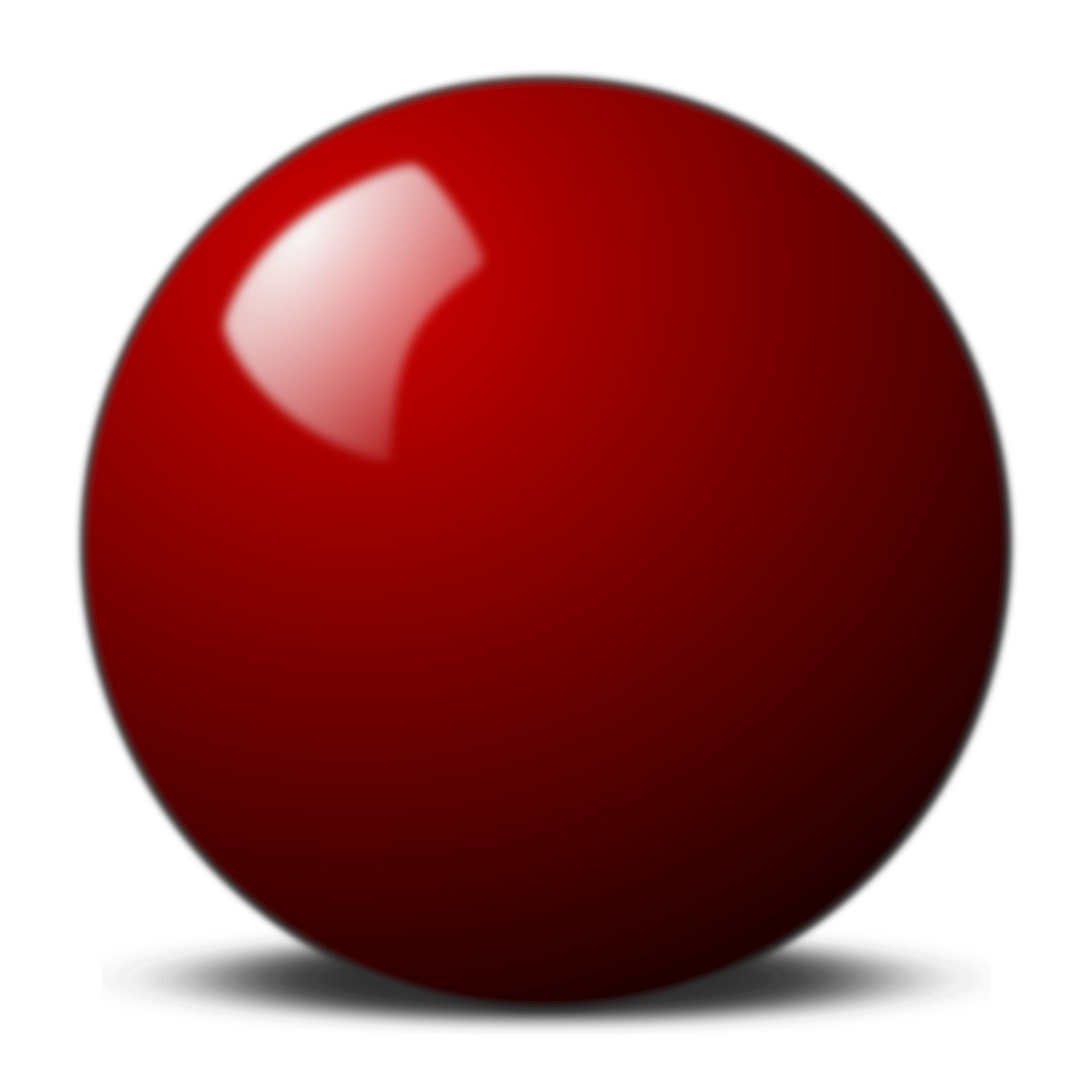 Billiard Ball clipart color number Clipart snooker ball ball Red