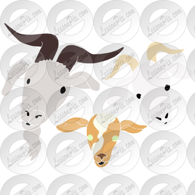 Billy Goat clipart stencil Use Classroom Billy  Goats