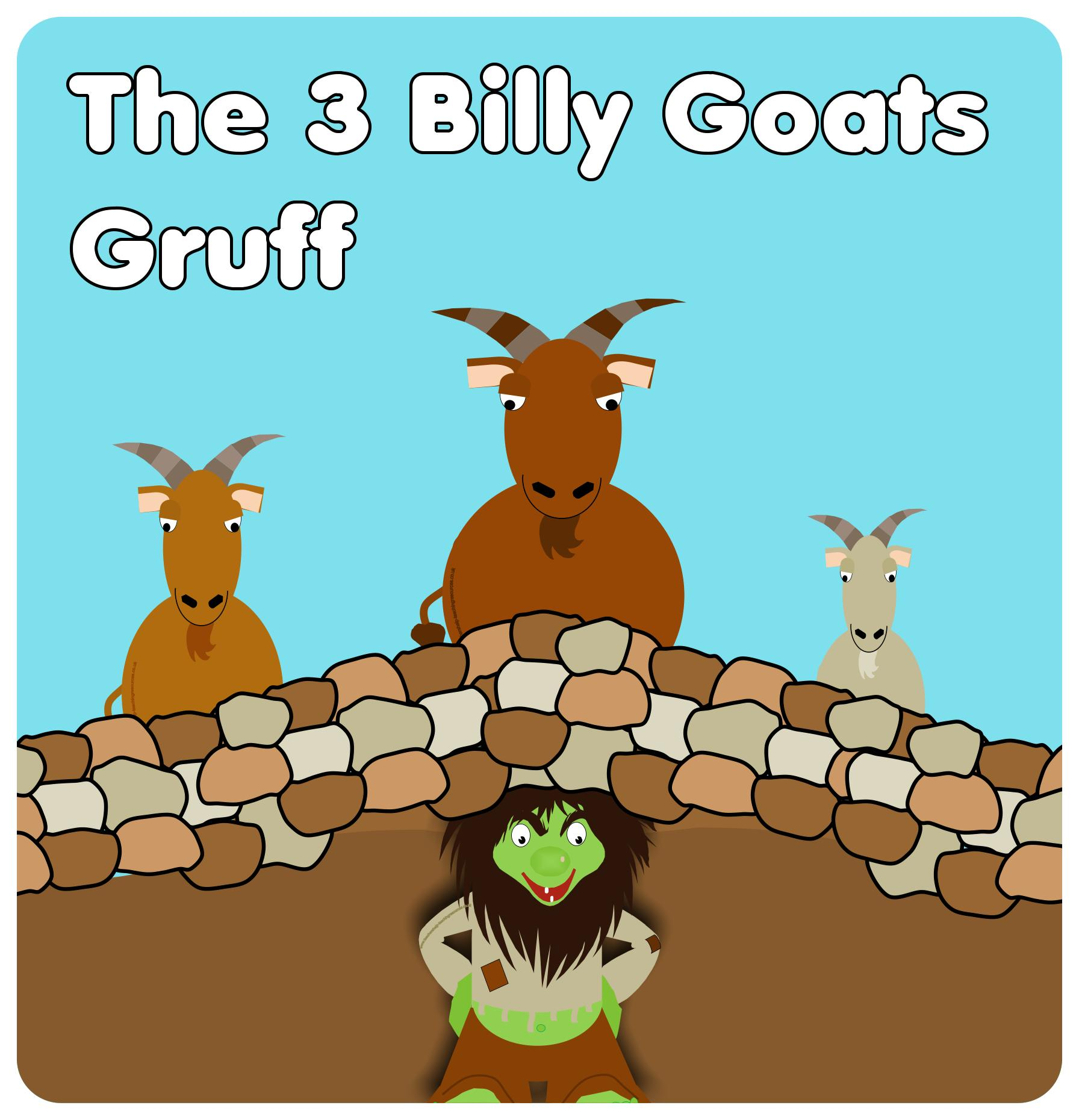 Billy Goat clipart three The Resources Billy Primary Goats