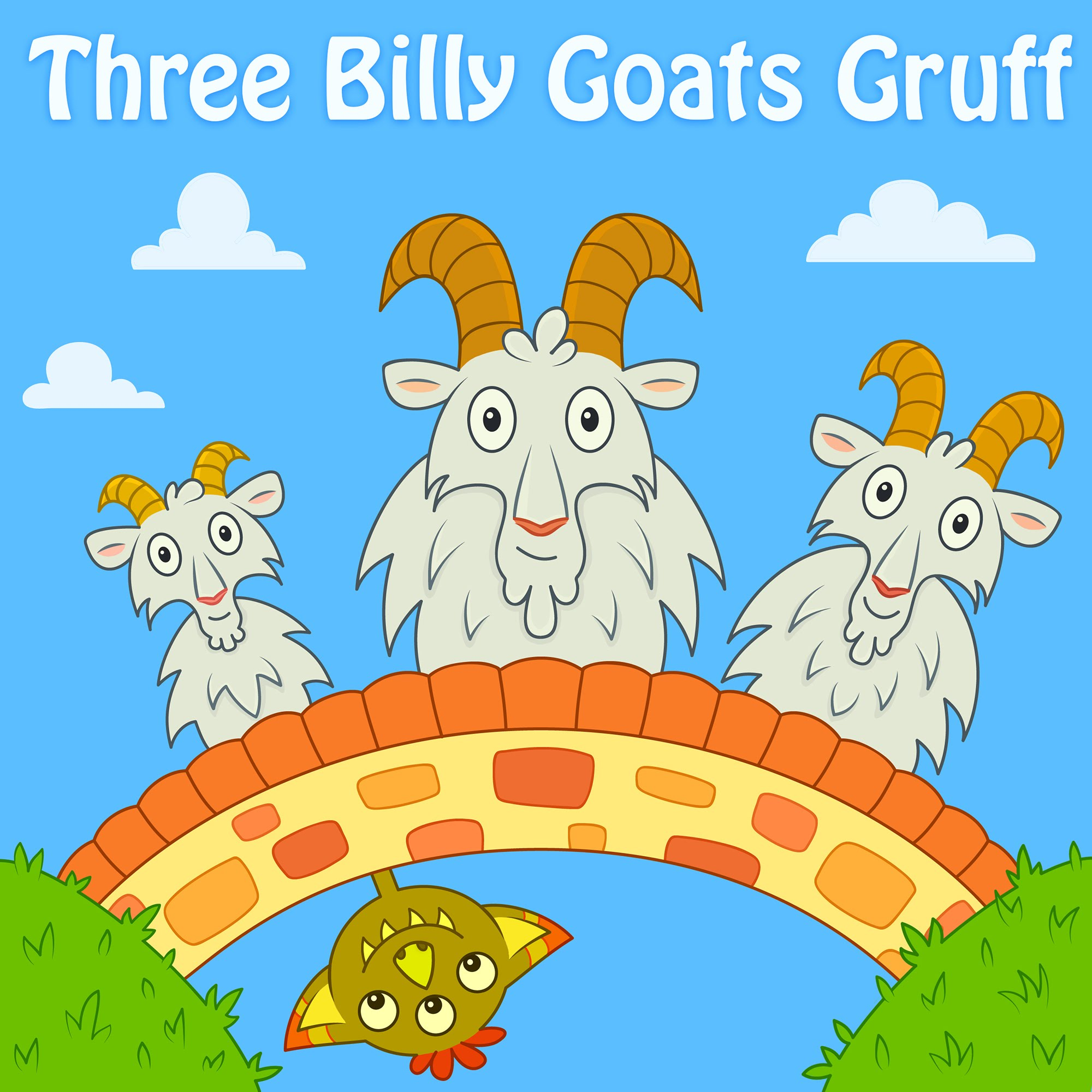 Billy Goat clipart three Gruff Billy Interactive YouTube Goats