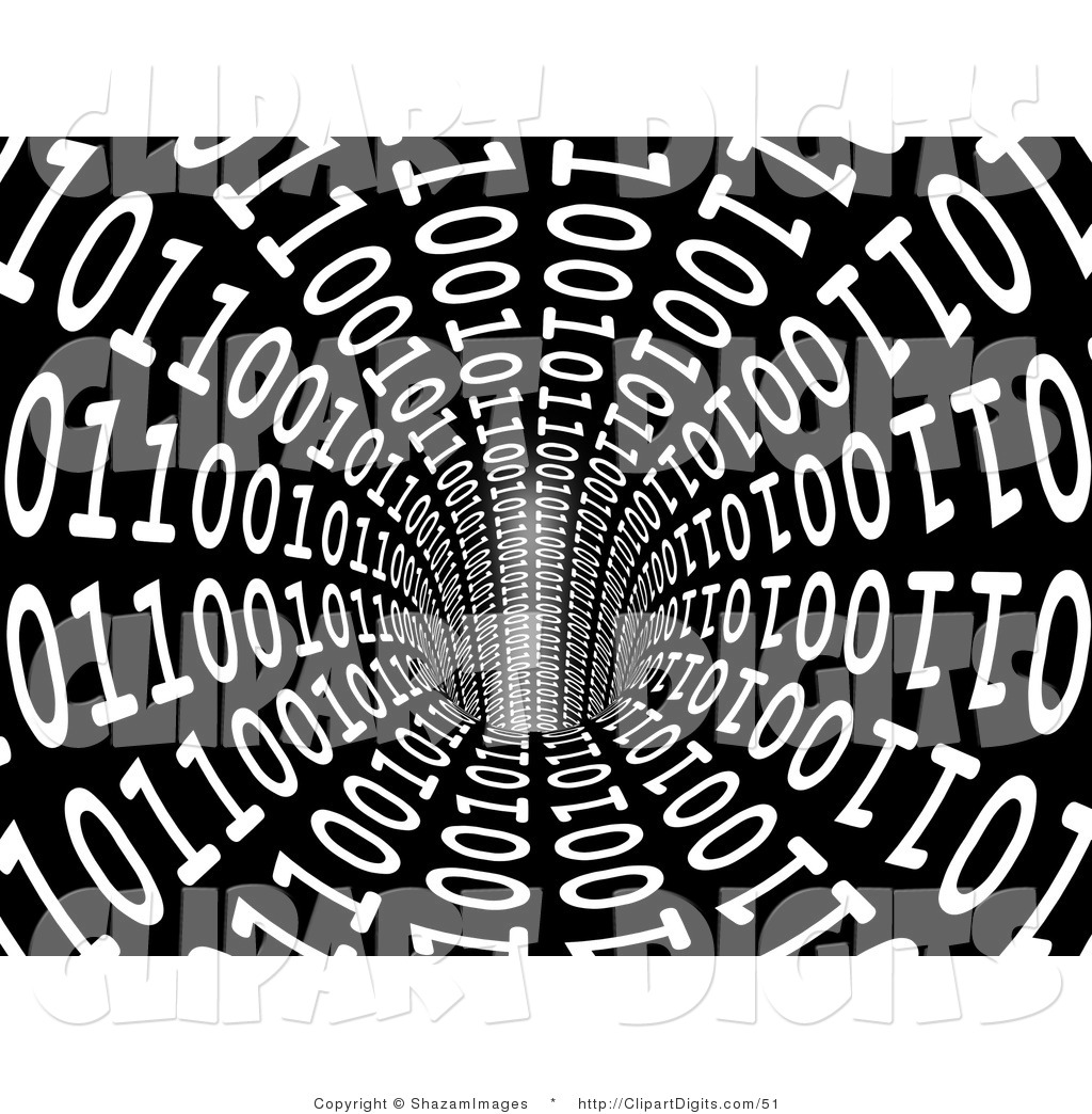 Codeyy clipart black and white Art of Streaming Clip Network