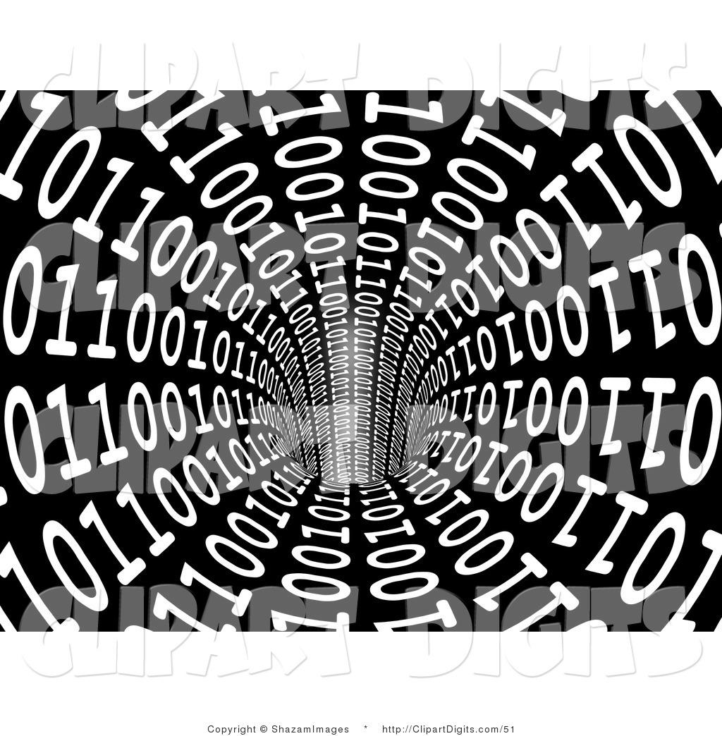 Binary clipart Binary Code Code Clip Walls
