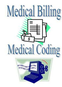 Binary clipart medical billing Clip Billing Coding and and