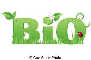 Bio clipart  Bio isolated Clipart Stock