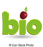 Bio clipart  apple red Bio and