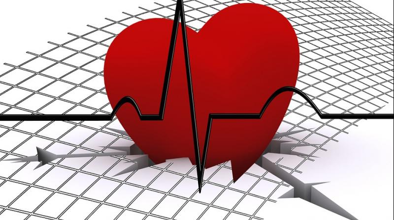 Broken Heart clipart linked A Biomaterials cardiac the onto
