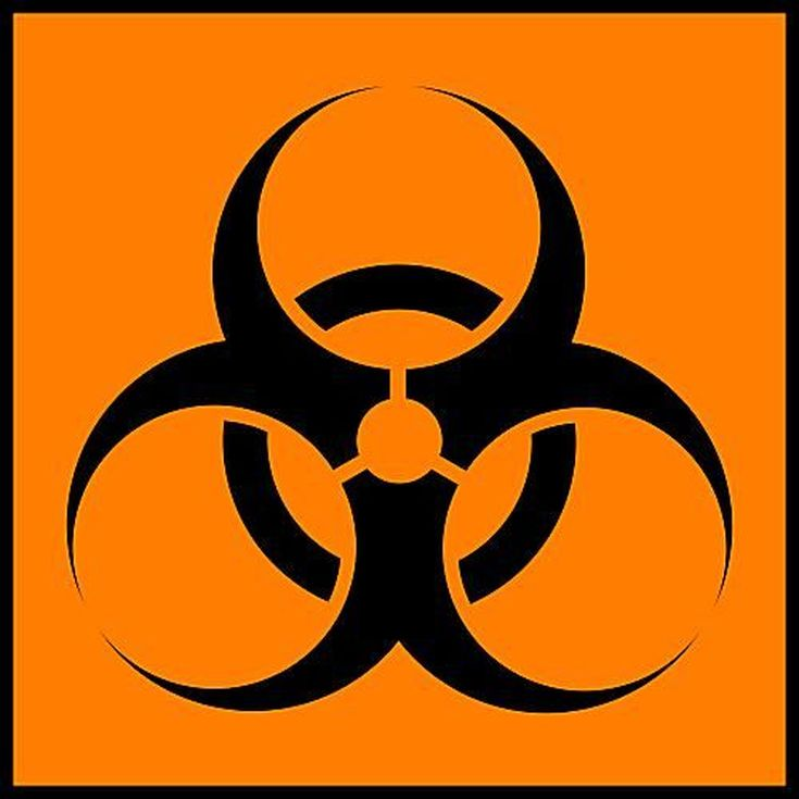 Biohazard clipart safety Laboratory Sign Safety  Things