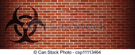 Drawn brick crack Brick graffiti graffiti Clip wall