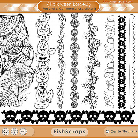 Drawn spider web graphic Birch