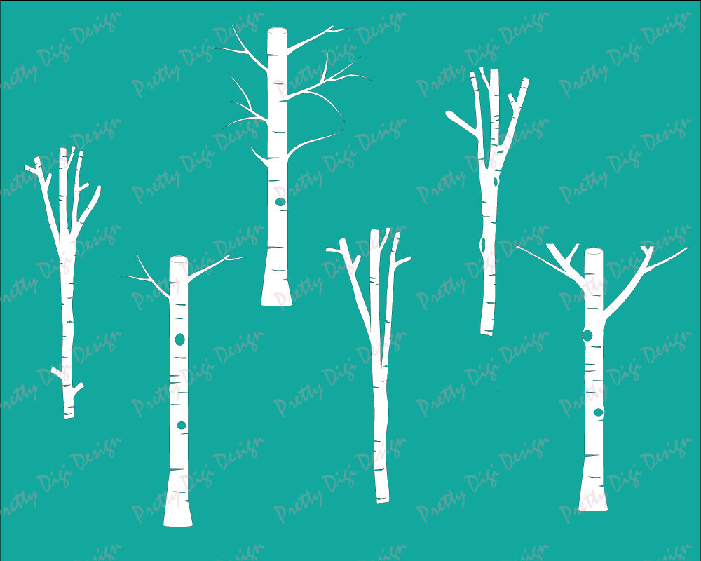 Birch clipart ash tree Tree dxf This png is