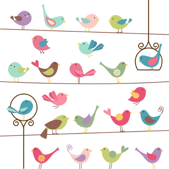 Bird clipart baby shower Cute Cliparts Zone Shower Cliparts