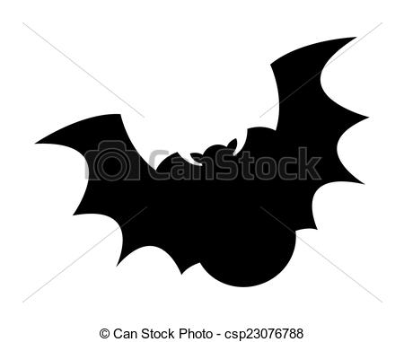 Bird clipart bat Flying Bat Flying Spooky Shape