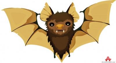 Bird clipart bat Design Bat Animals Clipart Bats