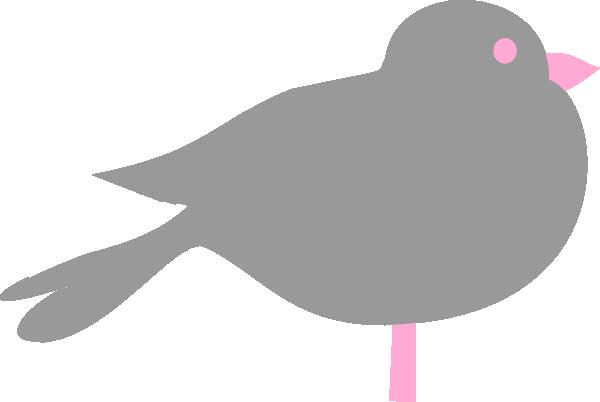 Bird clipart chevron Gray this Clip Art