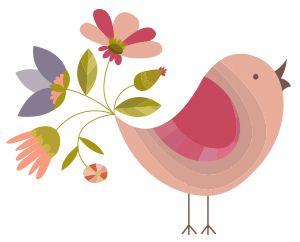 Brds clipart free bird Bird Pinterest on Creative Doodle