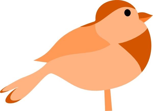 Bird clipart little bird Bird Free vector ( svg