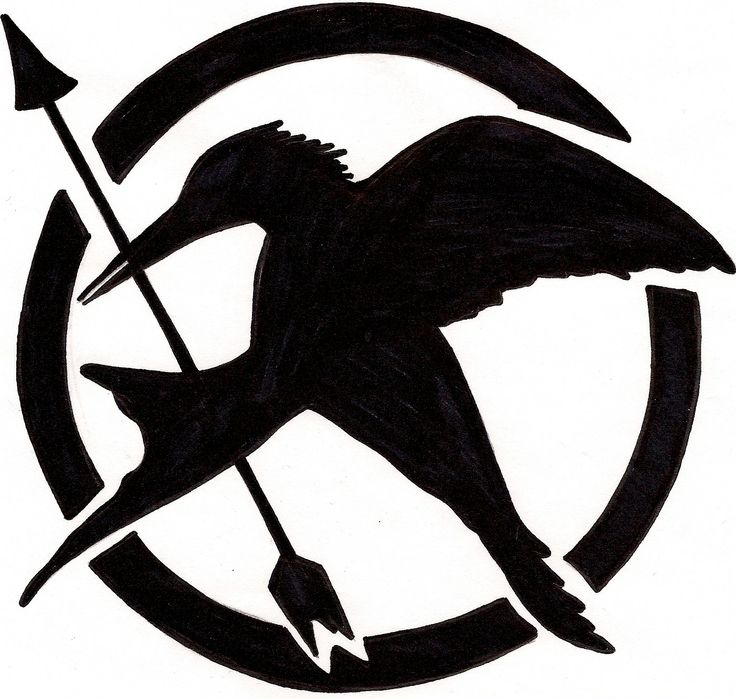 Brds clipart mockingjay On games images image love