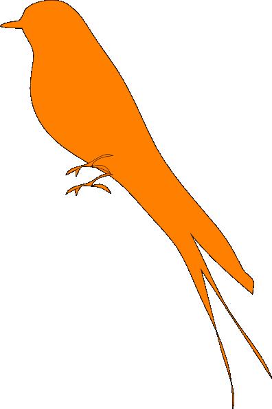 Brds clipart orange Orange Art love Love collection