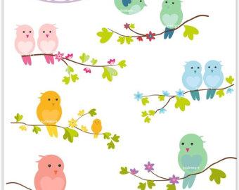 Bird clipart spring bird Flowers Birds Birds Clipart Clipart