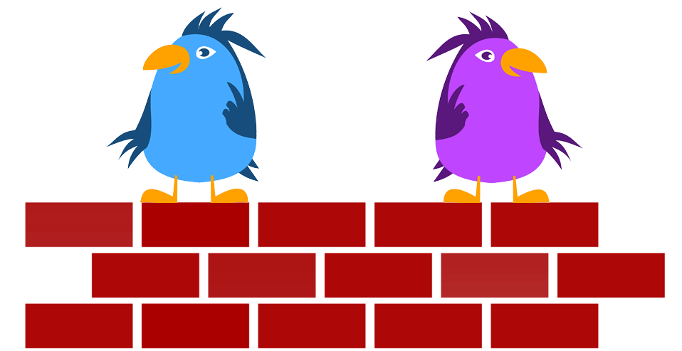 Bird clipart two little Two two dickie Birds birds