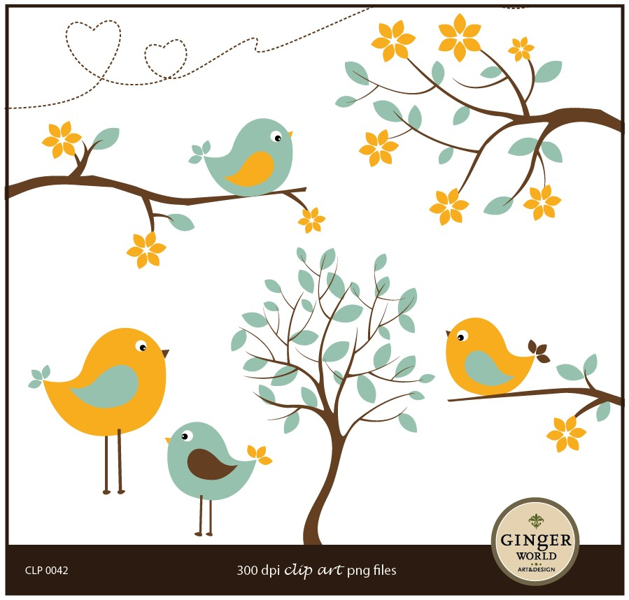Bird clipart whimsy And And And illustration Free