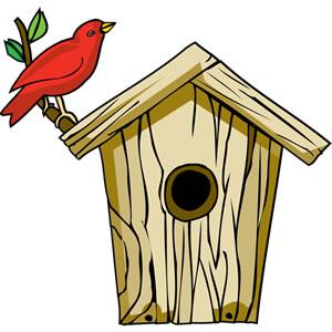 Bird House clipart Clipart Clipart Birdhouse Images cute%20birdhouse%20clipart