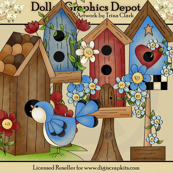 Bird House clipart animal home And best 78 more BirdHouses