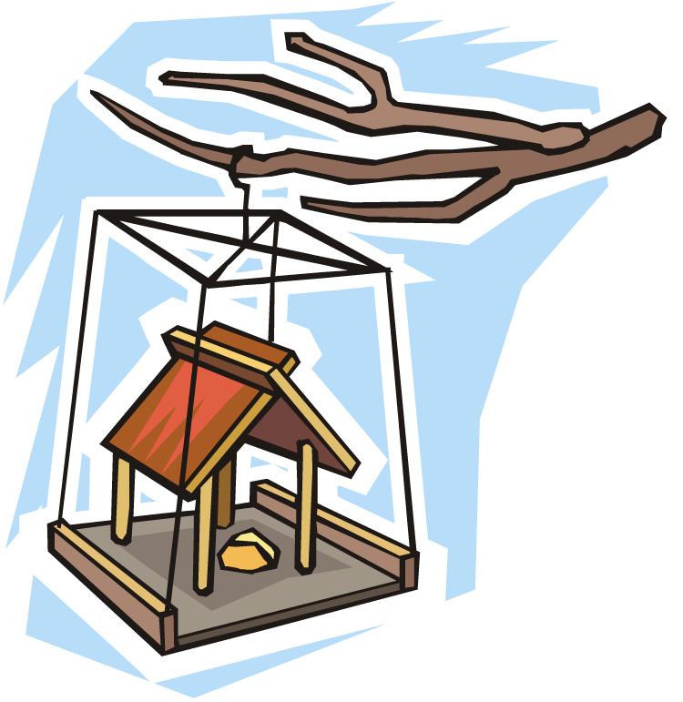 Bird House clipart bird watching Twilight and Bird House Download