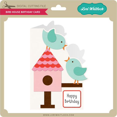 Bird House clipart birthday Birthday Lori House Bird Shop