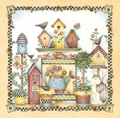 Bird House clipart birthday 33 clip Birdhouse (273x512 Laurie